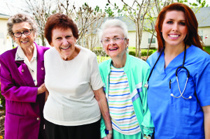 Admission Information for Deerbrook Skilled Nursing & Rehab in Humble, TX.