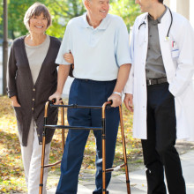Rehabilitation & Therapy at Deerbrook Skilled Nursing & Rehab home in Humble, TX.