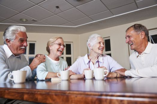 Residents receiving quality healthcare at Deerbrook nursing home in Humble, TX