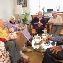 Seniors leave good Reviews, Ratings, and Testimonials for Deerbrook Skilled Nursing & Rehab.